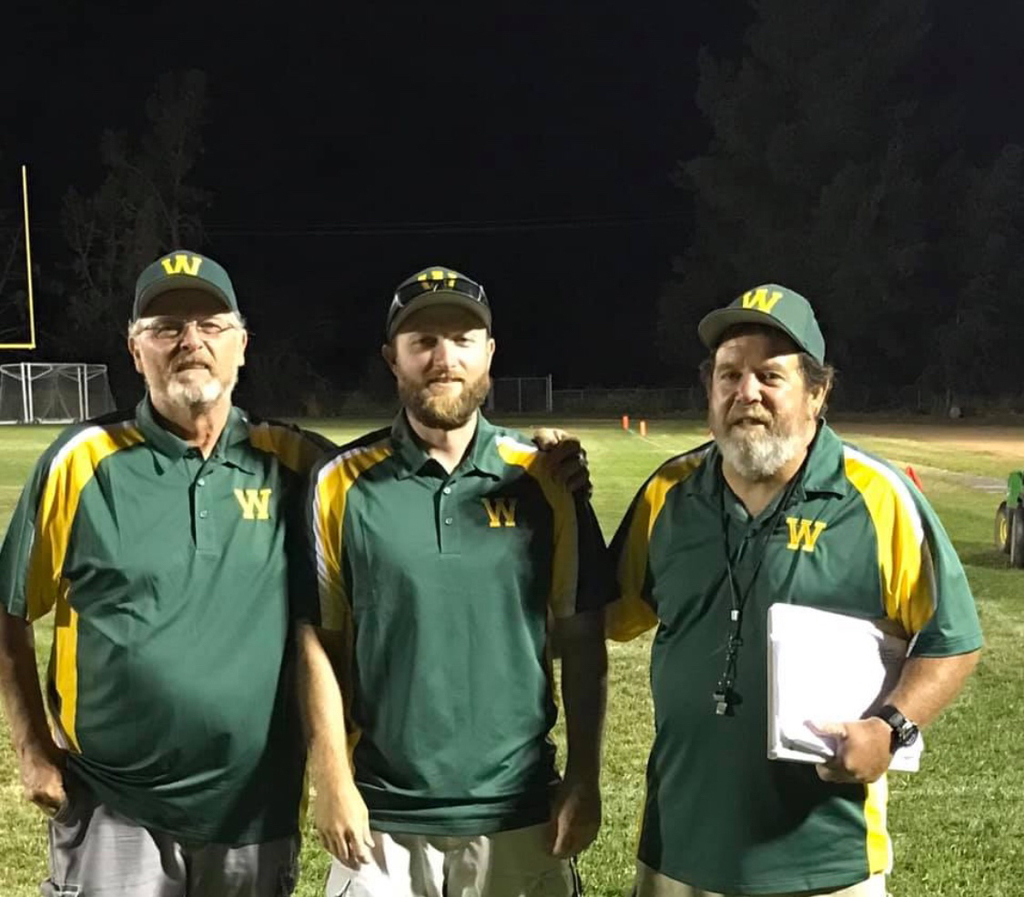 WHS Football Coaches