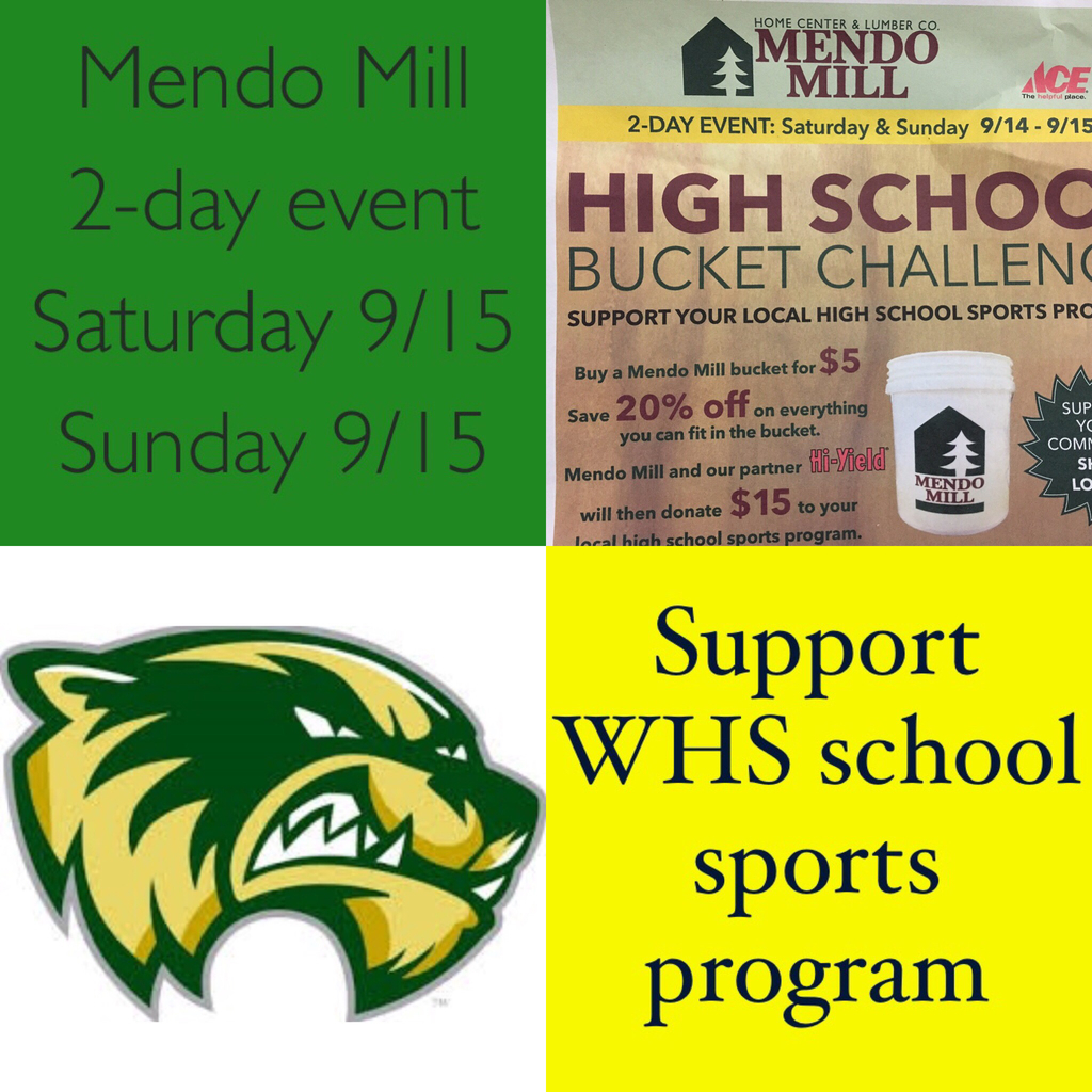 Support WHS sports program
