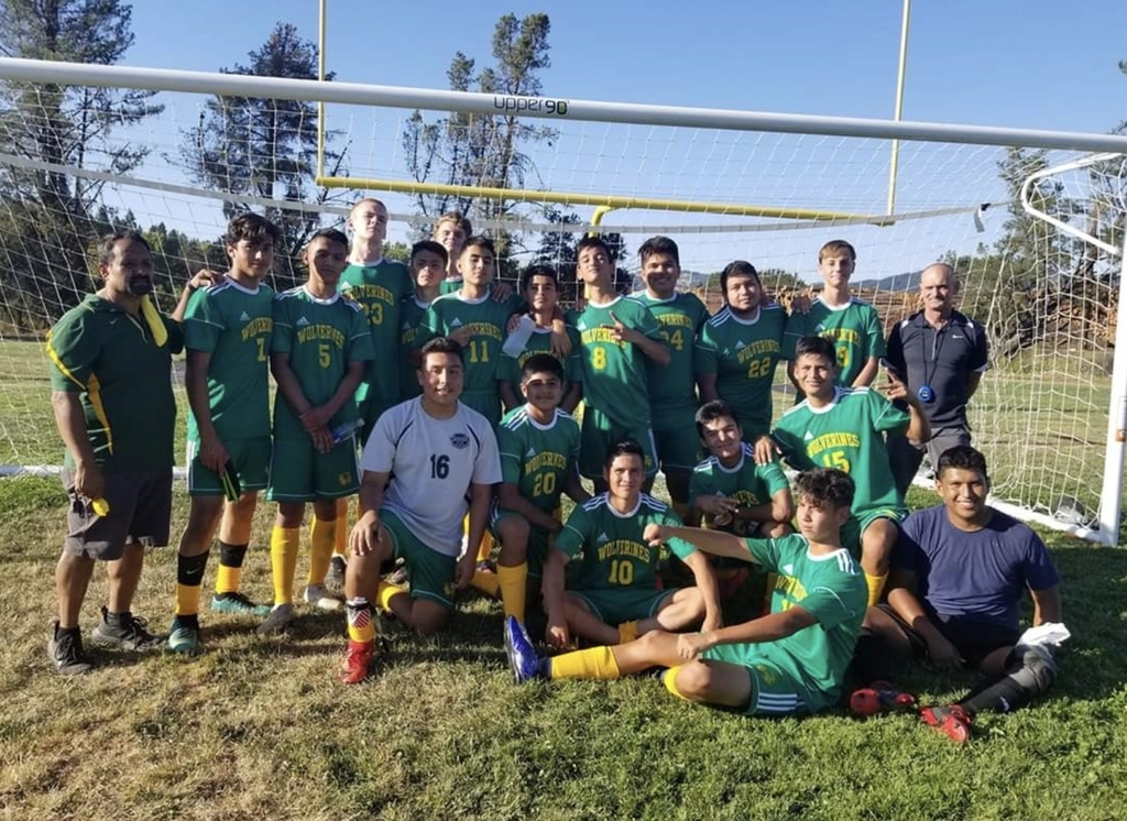 Willits High School Boys Soccer