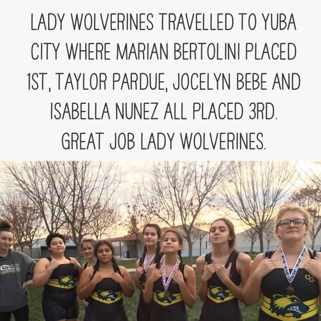 Lady Wolverines